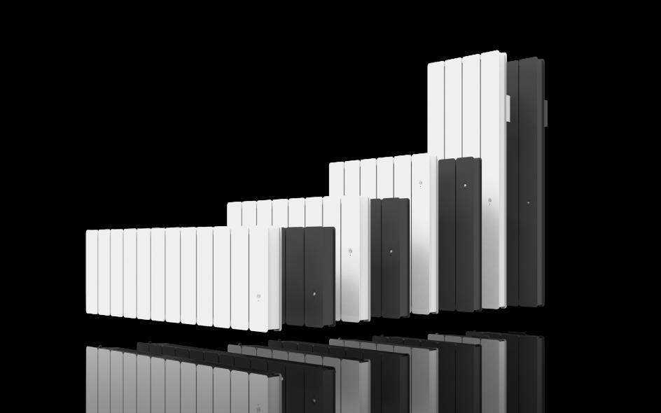 Elektrische radiator Bellagio